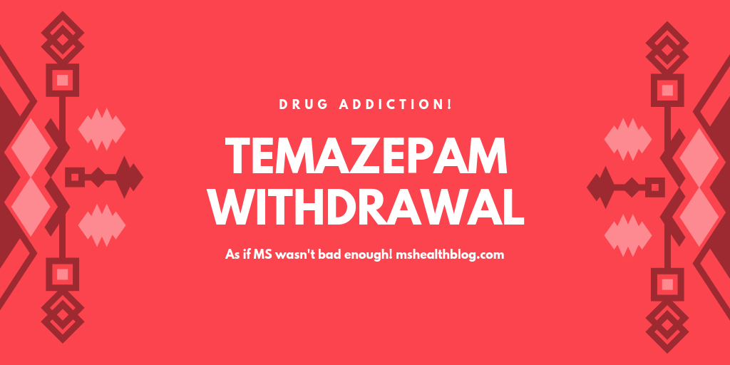 Temazepam-Withdrawal