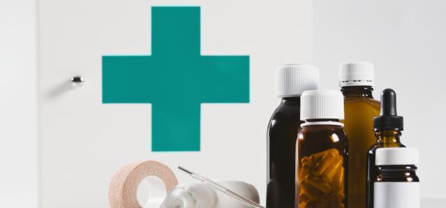 First-Aid-Kit-Emergency-Health-Care for Autoimmune Disease
