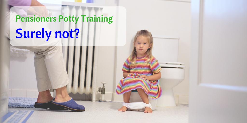 Bowel Training Potty Training